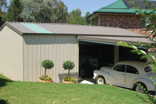 residential garages sheds and carports